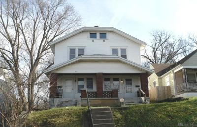 Dayton Multi Family Home For Sale: 1258-1260 Highland Avenue