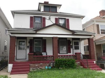 Dayton Multi Family Home For Sale: 821-823 Carlisle Avenue