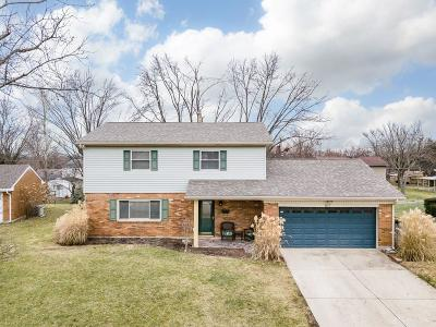 Kettering Single Family Home For Sale: 917 Garrison Avenue