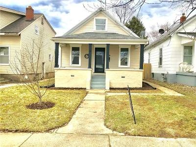 Dayton Single Family Home For Sale: 925 Watervliet Avenue
