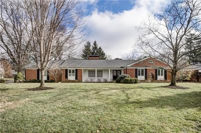 Kettering Single Family Home Pending/Show for Backup: 4732 Fawnwood Road