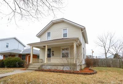 Dayton Single Family Home For Sale: 2918 Kingston Avenue