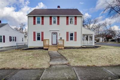 Springfield Single Family Home For Sale: 800 Snowhill Boulevard