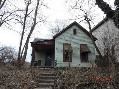 Dayton Single Family Home For Sale: 14 Volkenand Avenue