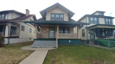 Dayton Single Family Home For Sale: 1004 Kammer Avenue