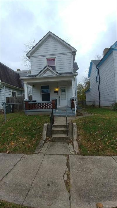 Dayton Single Family Home For Sale: 67 McGee Street