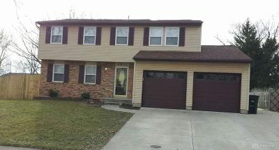 Dayton Single Family Home For Sale: 4901 Amberwood Drive