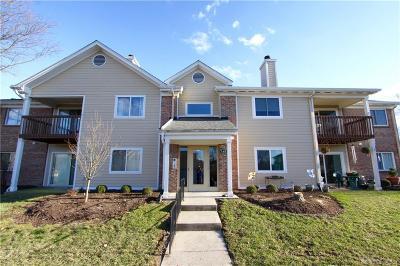 Dayton Condo/Townhouse For Sale: 116 Mallard Glen Drive #4