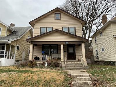 Dayton Single Family Home For Sale: 233 Kenilworth Avenue