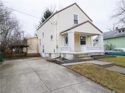 Dayton Single Family Home Pending/Show for Backup: 428 Bellaire Avenue