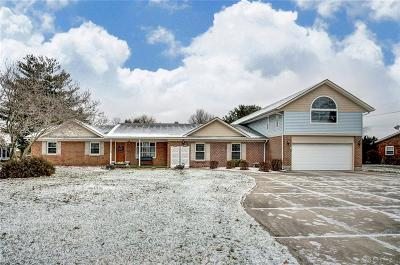 Tipp City Single Family Home For Sale: 5910 Allen Park Drive