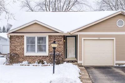 Englewood Single Family Home For Sale: 173 Woburn Farm Circle