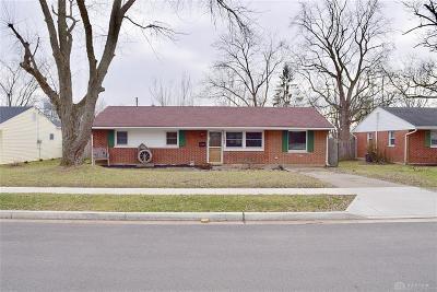 Vandalia Single Family Home For Sale: 548 Adeline Avenue