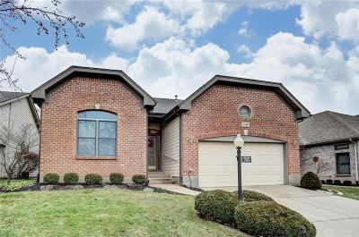 Centerville Condo/Townhouse For Sale: 7149 Hartcrest Lane
