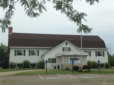 Fairborn Commercial For Sale: 1043 Rona Parkway Drive