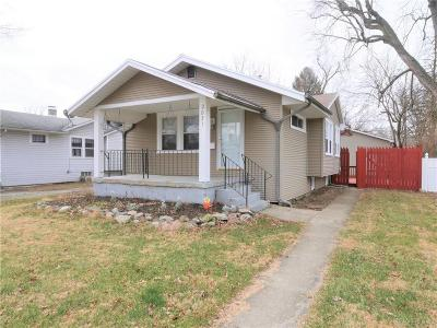 Dayton Single Family Home Pending/Show for Backup: 2831 Lansing Drive