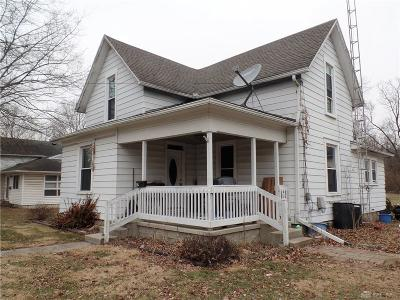West Milton Single Family Home For Sale: 362 Hayes Street