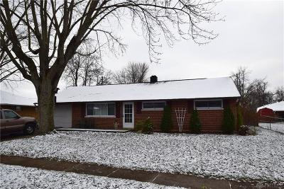Dayton Single Family Home For Sale: 4508 Kapp Drive