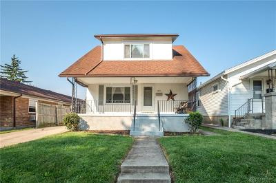 Dayton Single Family Home For Sale: 2631 Collins Avenue