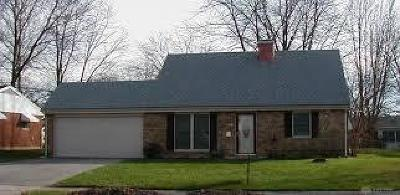 Troy Single Family Home Pending/Show for Backup: 1334 Sheridan Court