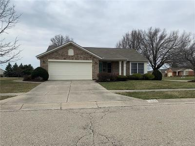 Miamisburg Single Family Home For Sale: 1899 Sulky Trail