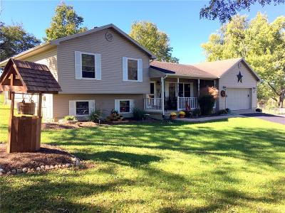 Miamisburg Single Family Home For Sale: 8033 Union Road