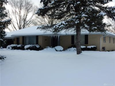 Centerville Single Family Home Pending/Show for Backup: 6381 Millbank Drive