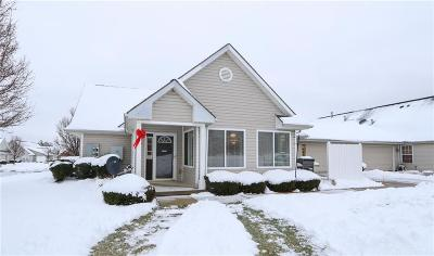 Dayton Single Family Home For Sale: 6670 Lexington Place