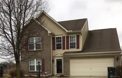 Dayton Single Family Home For Sale: 5209 Brookmill Court