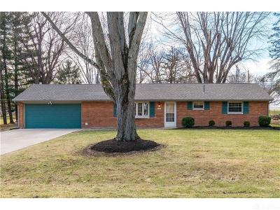 Beavercreek Single Family Home For Sale: 3193 Maginn Drive