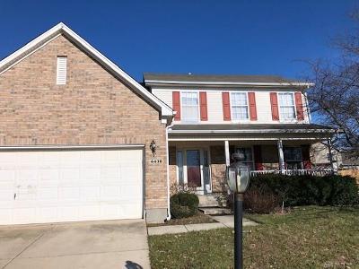 Dayton Single Family Home For Sale: 4438 Forest Ridge Boulevard