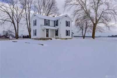 Dayton Single Family Home Pending/Show for Backup: 8224 Hemple Road