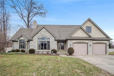 Troy Single Family Home For Sale: 2355 Worthington Drive