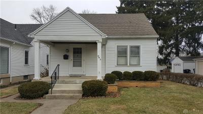 Oakwood Single Family Home For Sale: 445 Triangle Avenue
