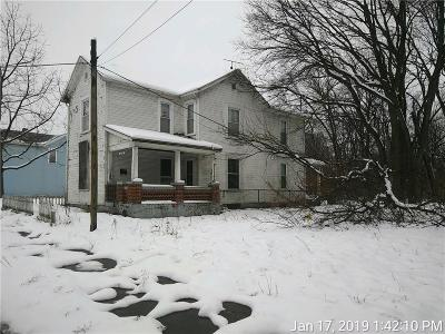 Dayton Single Family Home For Sale: 1721 1st Street