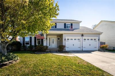 Dayton Single Family Home Pending/Show for Backup: 6432 Gander Road