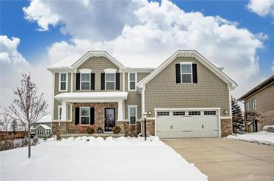 Beavercreek Single Family Home Pending/Show for Backup: 2876 Devonshire Court
