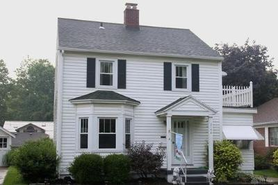 Springfield Single Family Home Pending/Show for Backup: 2148 Broadway Street