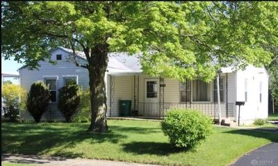 Springfield OH Single Family Home Pending/Show for Backup: $79,900