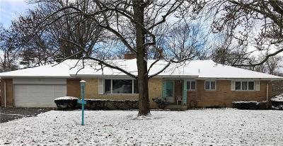 Dayton Single Family Home For Sale: 3701 Wales Drive