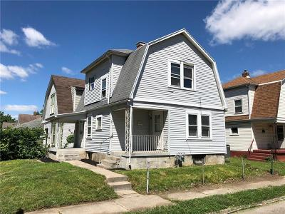 Dayton Single Family Home For Sale: 161 Harbine Avenue