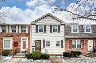 Centerville Condo/Townhouse Pending/Show for Backup: 5861 Overbrooke Road