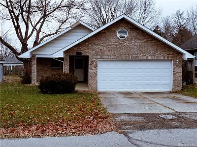 Fairborn Single Family Home For Sale: 347 Vine Street