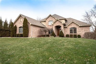 Springboro Single Family Home Pending/Show for Backup: 7516 Stone Ridge Drive