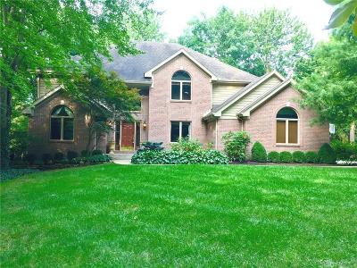 Springboro Single Family Home For Sale: 423 Timber Walk Court