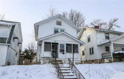 Dayton Single Family Home For Sale: 144 Victor Avenue