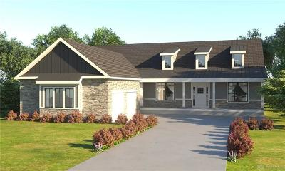 Troy Single Family Home For Sale: 1090 Halifax Drive