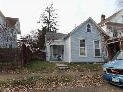Dayton Single Family Home For Auction: 115 Jay Street