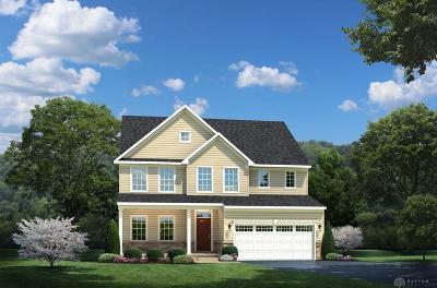 Tipp City Single Family Home For Sale: 9313 Lakeside Street
