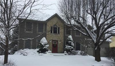 Springboro Single Family Home For Sale: 20 Fairfield Court